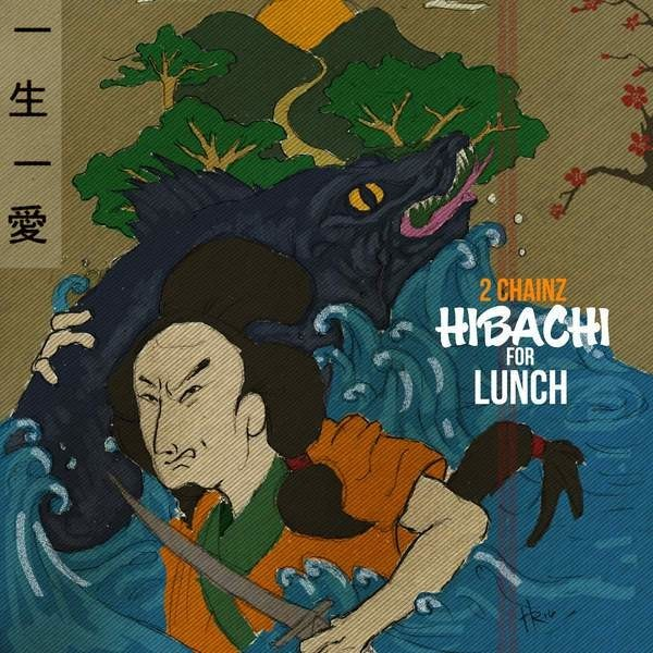 Hibachi_for_Lunch_Album_Cover