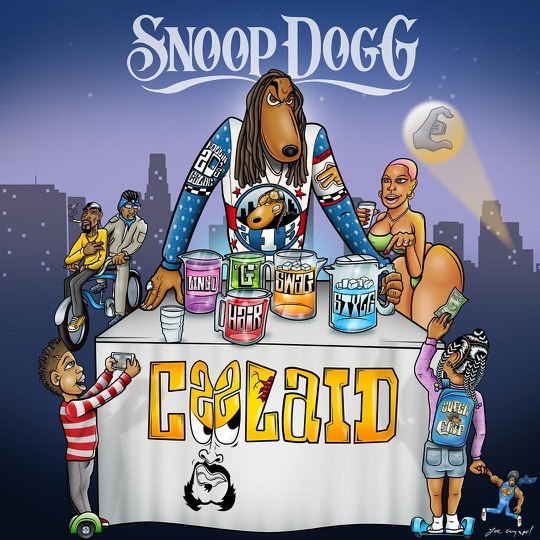 Cover art for Snoop Dogg's Coolaid